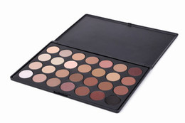 Wholesale 28 color eyeshadow palette wholesale - Brand New 28 color Eye shadow Palette 28 Colors Eyeshadow Makeup Free DHL Shipping