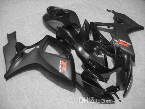 100% FIT InJecection Molding Fairing Kit para Suzuki GSXR 600 750 K6 2006 2007 GSXR600 GSXR750 06 07 R600 R750 Aftermarket Fairings Kit