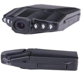 Câmera do carro HD DVR Gravador de carro de 120 graus de rotação 2.5 LCD 6 IR night vision car caixa preta Frete Grátis de Fornecedores de tempo escondido da câmera