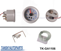 "Wholesale Press Boost - Tansky - 2"" Vehicle Turbo Boost Vacuum Gauge Pointer Press Meter PSI Blue Backlight Dials TK-GA1106 Have in stock"
