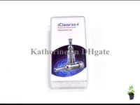 IClear 30s Atomizer Dual Coil Clearomizer Replaceable Coil C...