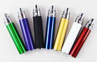 Wholesale Oem Ego T Battery - eGo T Battery OEM design e cigarette ego-t Battery for starter kit battery 650mah 900mah 1100mah Ecigs assorted Colors plastic pipe via DHL