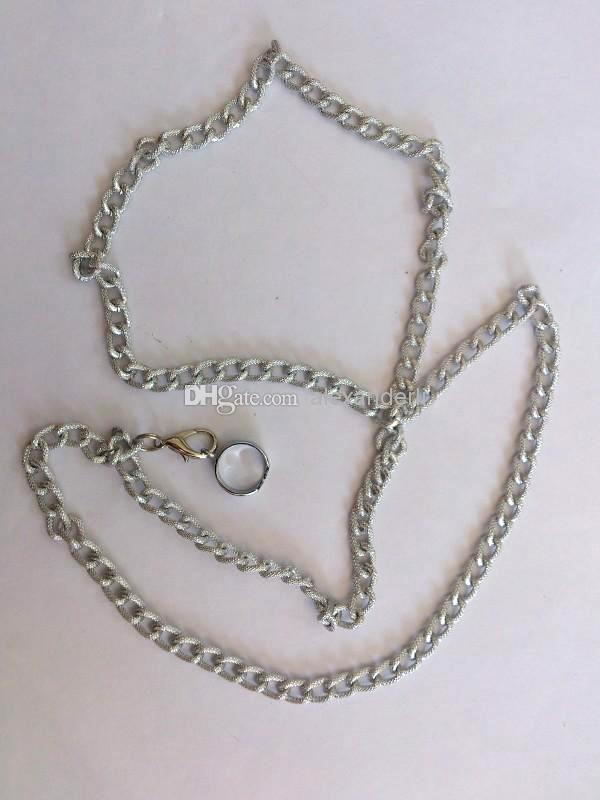Bunte EGO Metal Lanyard Multi Farben Portable Anhänger Halskette für eGo Halskette String Neck Chain Lanyard E Zigarette