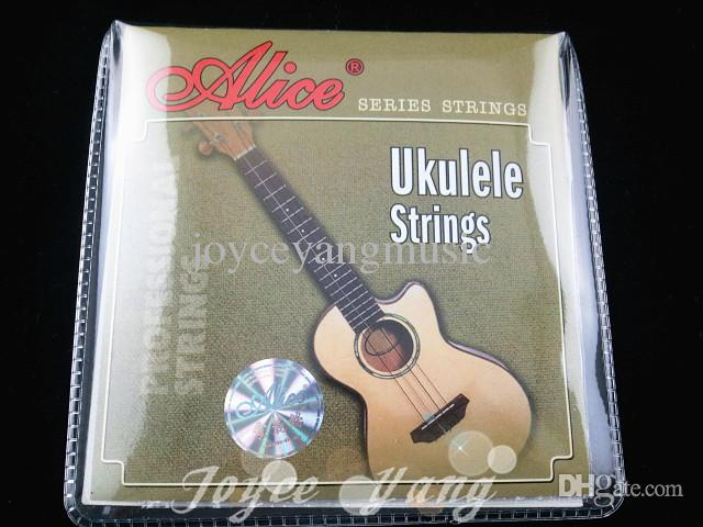 Alice AU02 Black Nylon Strings Ukulele Strings 1st-4th Strings Wholesales