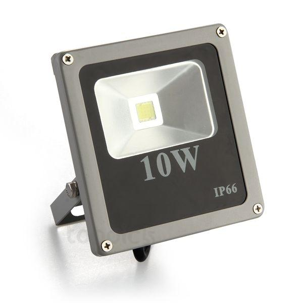 Ultra Thin 10W 20W 30W 50W Led floodlight Waterproof RGB warm/cool white led Projector lights for outdoor lights 85-265V