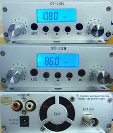 $enCountryForm.capitalKeyWord Australia - 15W 86-108MHZ PLL FM transmitter stereo fm broadcast radio station BNC interface