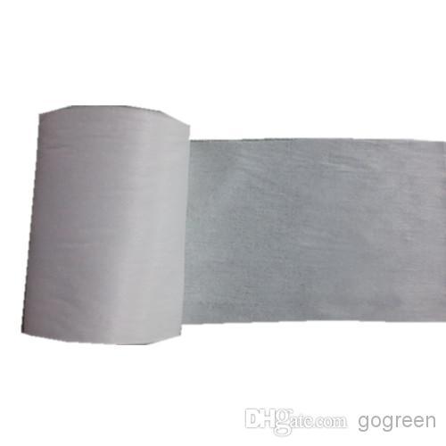 2014 Ny nappy liner blöja insats 5 rullar flushble disponibla bambu baby nappy liners, 100sheet en roll för nyfödd