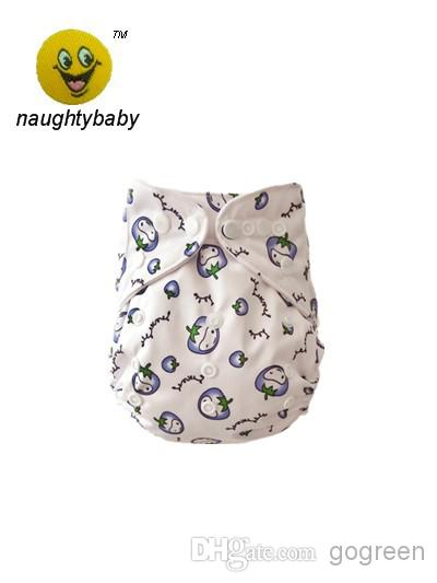 2017 Baby Cloth Diapers /PUL Polyester Mixed Colors and Designs Nappies for Newborn Baby