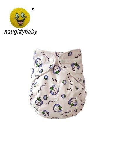 2016 Baby Reusable Print Pul Fabric Baby Nappies Cloth Diaper 5 pcs +5pcs inserts FREE SHIPPING
