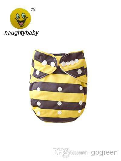 Online Cheap 2017 Best Baby Cloth Diapers All In One Size Fitted