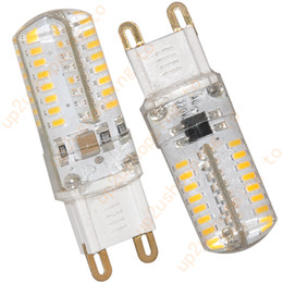 Wholesale G9 Bulb Halogen 25w - 2pcs G9 LED Bulb 2.6W 64 SMD Light High Brightness 25W 30W Halogen Replacement for good price free shipping
