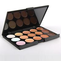 New arrival!! makeup palette 15 Color Concealer Camouflage P...