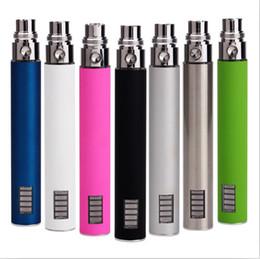 Wholesale Ego V Lcd Adjustable - ego vv V battery variable voltage ego vv Ego battey Led LCD battery EGO-vv Electronic Cigarette e cig battery 650mah 900mah 1100mah