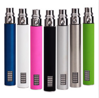 Wholesale ship electronics for sale - Group buy eGo vv eGo v5 Battery Variable Voltage v LED Battery Electronic Cigarette