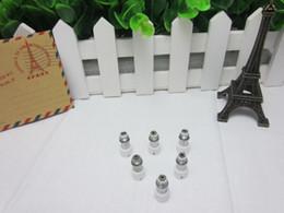 Wholesale Electronic Vapor Set - Ceramic coil for Glass Globe Wax Vaporizer GLASS tank OIL DOME GLOBE RIG SET VAPOR GLOBE ATOMIZER for dry herb wax