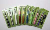 paquets de pansements achat en gros de-Ego KIT CE4 Atomizer blister pack kits 650 mah 900 mah 1100 mah coloré batterie ego 9 couleurs e-cig expédition DHL