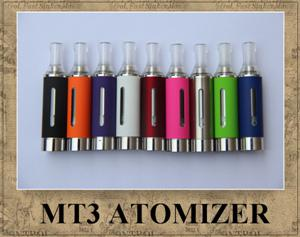 MT3 EVOD ATOMIZER EGO CLEAROMIZER COLORFUL CARTOMIZER BCC ECVV ELECTRONIC CIGARETTE MATH WITH EGO TWIST BATTER E-Cig free DHL