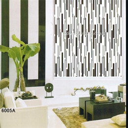 Wholesale Including Free Shipping Product - Free Shipping 1piece (100X100)cm Black strips plain window blackout fashion roller blinds for in finished products