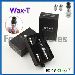 Wholesale Ego Atomizer Mesh - Newest eGo V5 Mesh Glass Globe wax atomizer vaporizer kit with extra 2pcs coil heads for Herb Cut Tobacco Elctronic Cigarette
