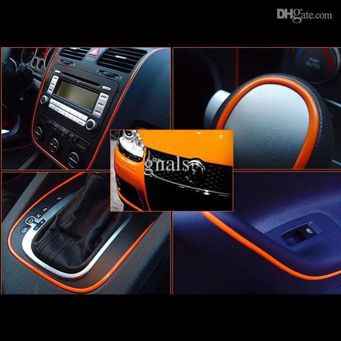 Professional Design Car Dashboard Decorative 3D Vinyl