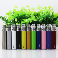 Wholesale wicks for ego t for sale - Group buy eGo CE5 electronic cigarette starter Blister ego kit with CE5 no wick atomizer clearomizer for ego t battery DHL