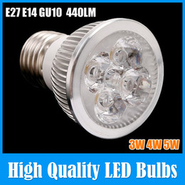 led spots china with best reviews - Super Bright 220V E27 E16 GU10 3W 4W 5W Warm Cool White 440LM High Power Aluminum LED Lamp Spot Lighting With From China Free shipping