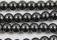 Wholesale Hematite Cross Bracelet - factory price! 8mm Fasion Black Hematite Loose ball Beads Shamballa Findings Fit DIY Bracelet Bead for bracelet hotsale DIY Findings Jewelry