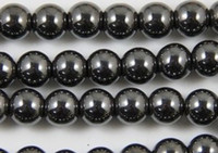 Wholesale Stone Spike Bead - factory price! 8mm Good Black Hematite Loose ball Beads Shamballa Findings Fit DIY Bracelet Bead for bracelet hotsale DIY Findings Jewelry