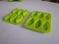geléia de borracha fda venda por atacado-10 pçs / lote 100% silicone molde do bolo de Silicone de borracha / silicone choclate molde / molde de brotamento / geléia molde / ferramentas bolo / ferramentas de cozimento + frete grátis