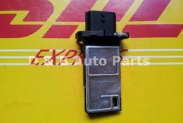 Wholesale Nissan Mass Air Flow Sensor - 1pc Mass Air Flow Sensors 22680-AW400 22680-7S000 22680-7S00A AFH70M-38 Air Flow Meters For Nissan