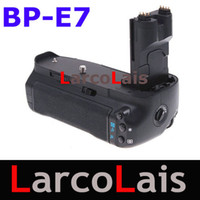 Wholesale Eos 7d Grip - Aputure Camera Battery Grip BP-E7 For Canon EOS 7D New Battery Pack