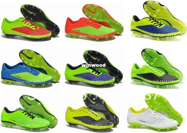 the latest 52fd0 5b0d8 2019 2014 World Cup Newest Football Shoes Men's Soccer Cleats Hypervenom  Phelon TF Boots Soccer Shoes Hypervenom Shoes With Size39 45 From Winwood,  ...
