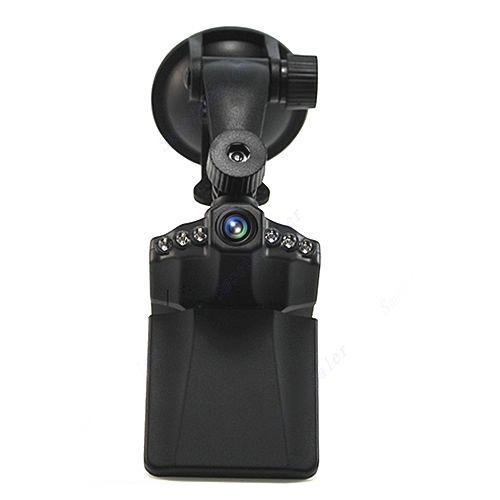 Wholesale - Hot Car DVR Rotatable 270 Degrees 2.5inch LCD Colorful Screen 6 LED 120 Degrees