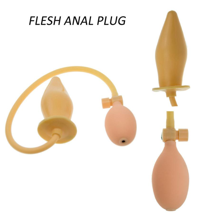 Expandable Butt Plug,Inflatable Anal plug,Prostate Massager Anal Toys,Flexiable Handle Control Anal Sex Toy,Sex Products by DHL