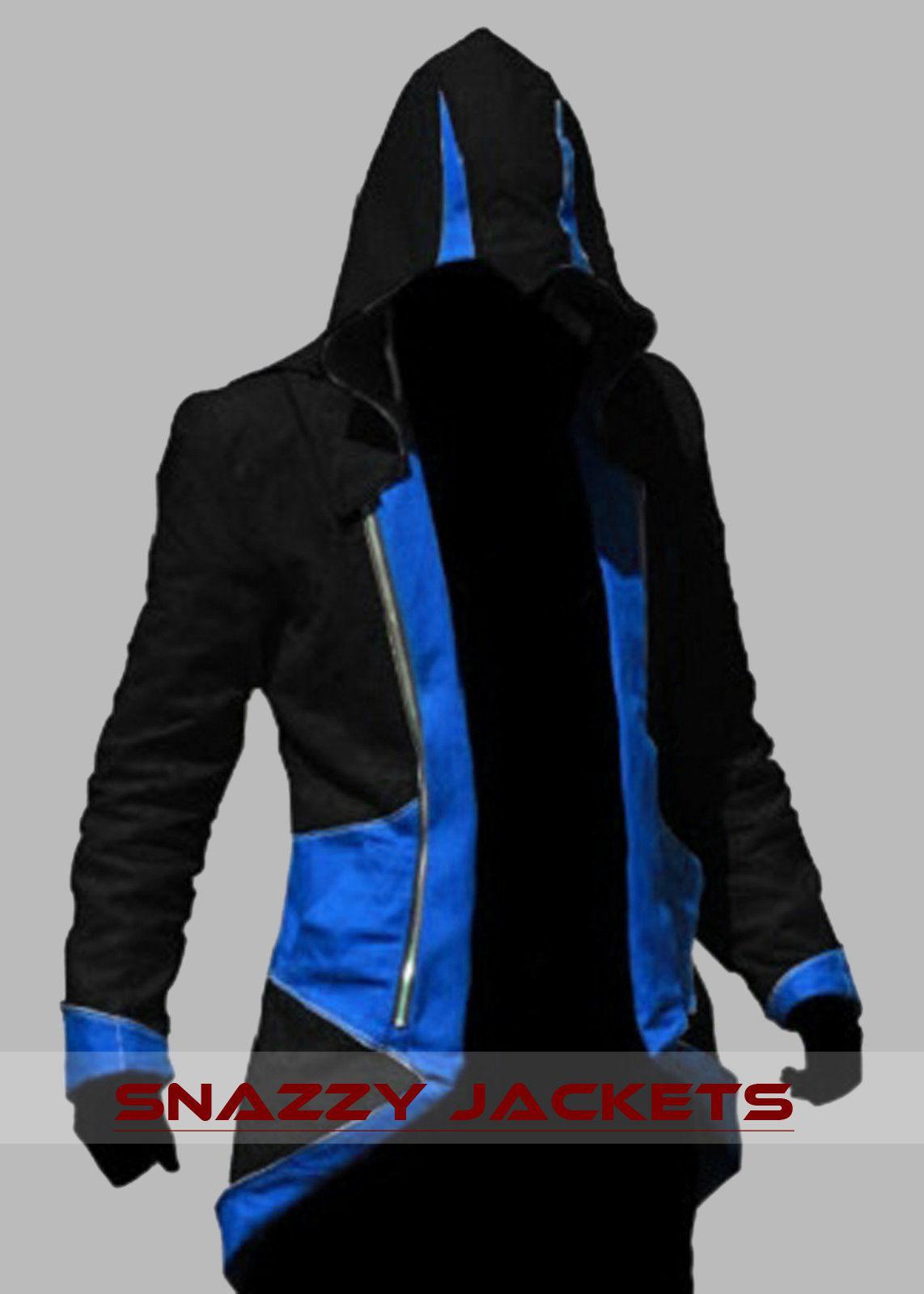 сказать куртку assassins creed