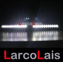 2x12 Car Truck Led Day Driving Niebla luces universales luz 2 x 12 blanco DLCL8654
