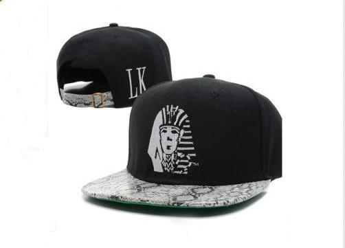 fb412c8e00704e Fashion Adjustable Hip-hop Rap Cap Last Kings Tyga Snapback Hat 4 Colors