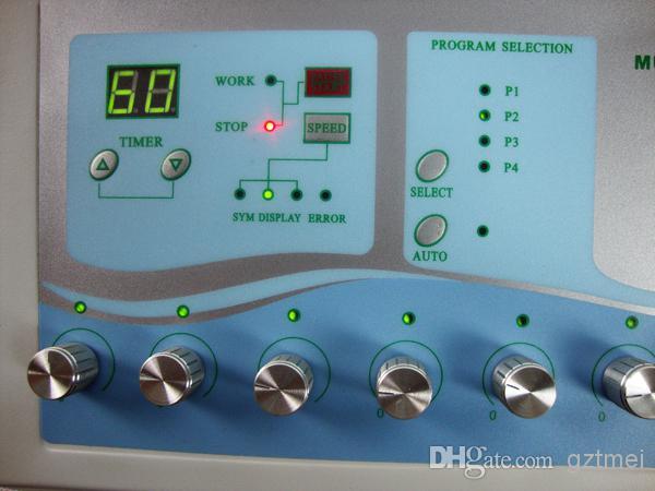 電気筋肉刺激機EMSロシアの波装置熱い販売
