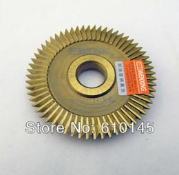 Wholesale Wenxing Cutting Machine - NO:0010 titanizing high quality wenxing key cutting machine blade cutter