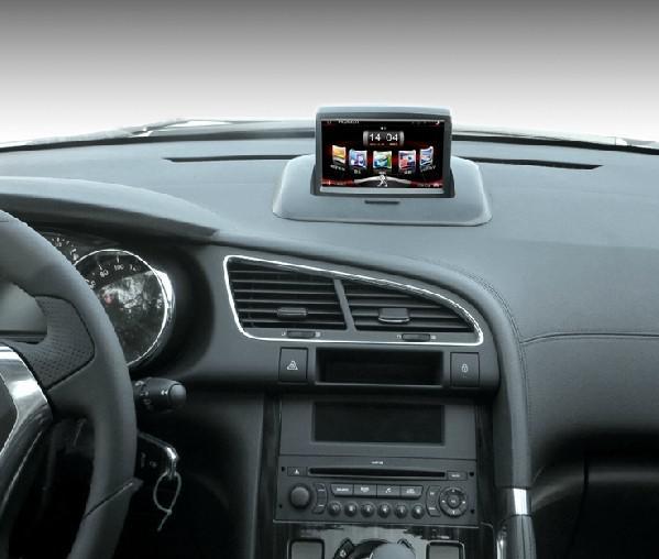 2018 peugeot 3008 car gps car dvr 8g u disc not remove. Black Bedroom Furniture Sets. Home Design Ideas