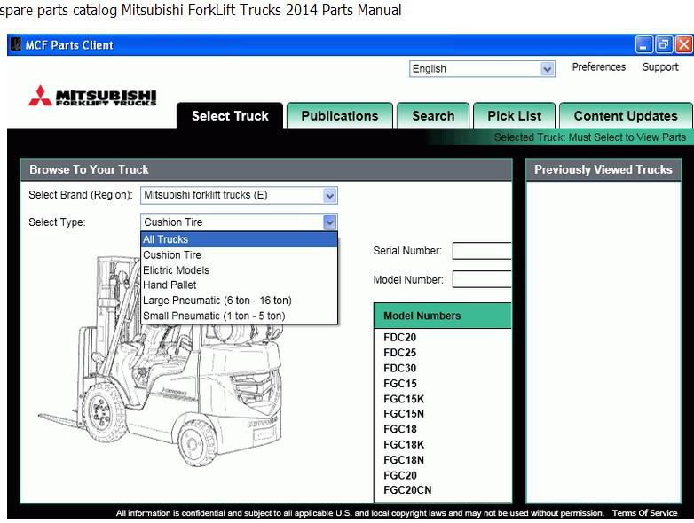 2014 mitsubishi forklift trucks spare part catalogue and service rh dhgate com Nissan Fork Lift Nissan Fork Lift