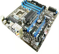 Wholesale Msi Desktop Motherboards - MSI X58M Motherboard Core i7 Intel X58 DDR3 Sli refurbished