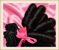 Wholesale Cheapest Wholesale Virgin Brazilian Hair - Discount 100%7a high quality cheapest super soft super sexy beautiful Aunty Funmi hair virgin human hair weft for sale