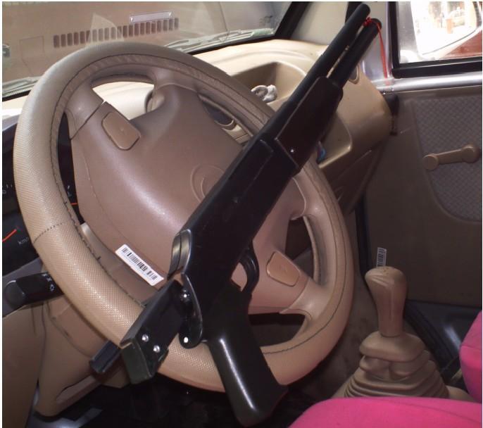 2018 Car Lock Car Steering Wheel Lock Car Anti Theft Lock Anti