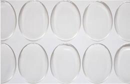 StickerS 25 online shopping - 2000 clear mm oval epoxy sticker inch D crystal Bottle caps ellipse sticker