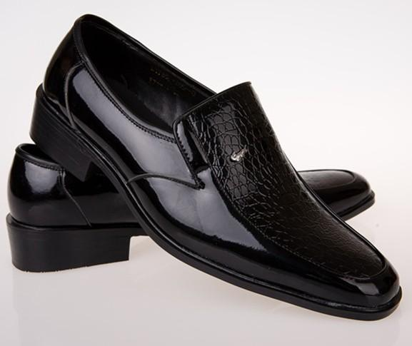 En Acheter De Chaussures Cuir Chaussures Noir Chaussures Sport Robe IWDEH9Y2