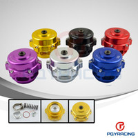 Wholesale Valve Tial - PQY STORE- Tial 50mm Blow Off Valve BOV Authentic with v-band Flange and spring PQY5766