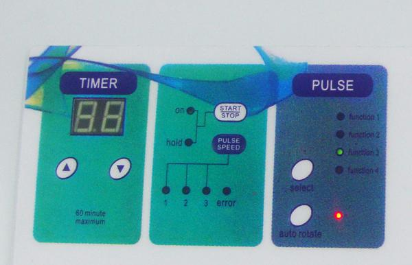 Effektiv 2 i 1 EMS Body Slimming Russian Waves Machine