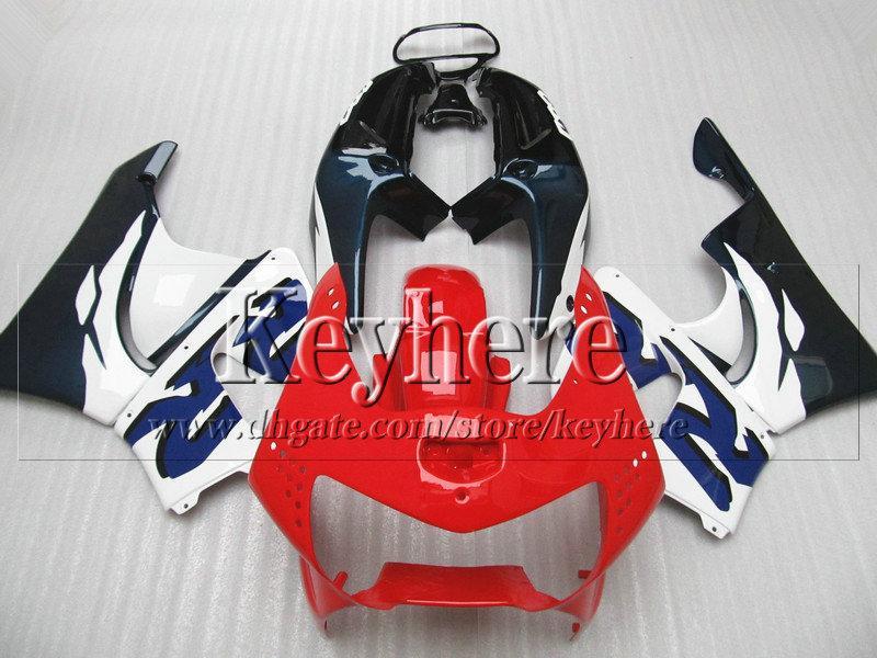 Kit de carénages de moto sur mesure pour kit HONDA CBR900RR 919RR 1998 1999 CBR900 919RR 98 99 carrosserie