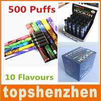 2014 coloré 500Puffs ShiSha stylo jetable Cigarette E Fumeurs 280mAh SOMKE Stick cigarettes électroniques Disposible Electronic E Hookah Pen